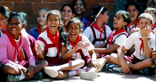 CUBA- DIA MUNDIAL DE LA INFANCIA EN LAS TUNAS